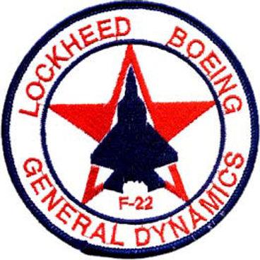 F-22 Supply Team