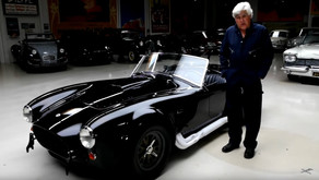1965 Shelby 427 Cobra Competition - Jay Leno's Garage