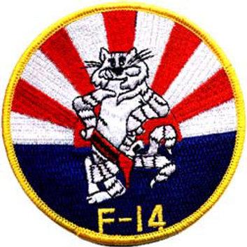 Tomcat Japan Mission Patch