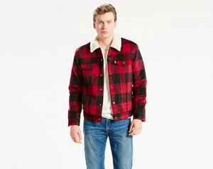 Models in Trucker Jackets 7
