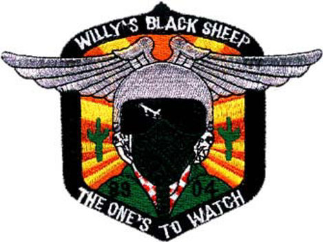 Willy's Black Sheep