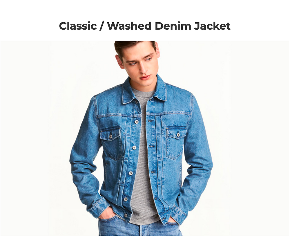 Classic Trucker Jacket