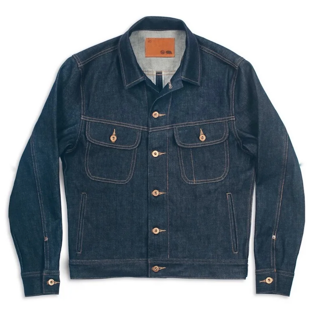 Taylor Stitch Trucker Jacket