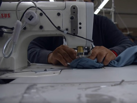 How T-Shirts Are Made In America