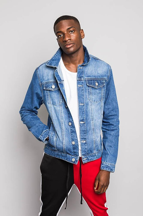 Essential Denim Trucker Jacket