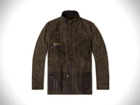 The 13 Coolest Waxed Canvas Jackets