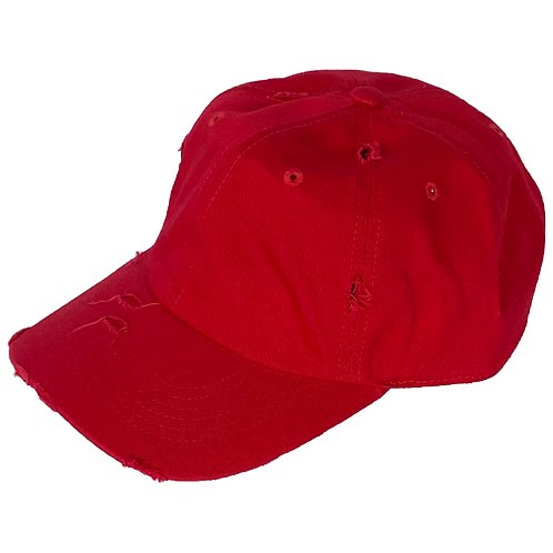 The Ultimate TruckerJacket cap Red