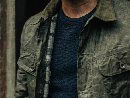 12 Best Waxed Canvas Jackets for Men