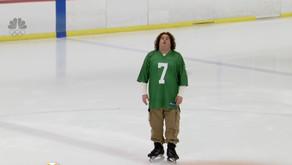 The U.S. Men's Heterosexual Figure Skating Championship - SNL