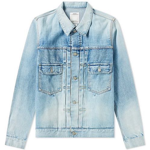Visvim Social Sculpture 101 Trucker Jacket