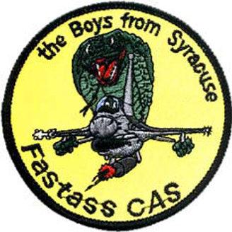 F-16 Fastass CAS