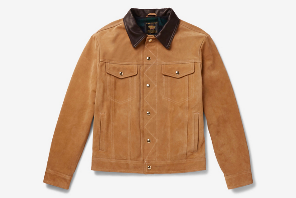 Golden Bear Trucker Jacket
