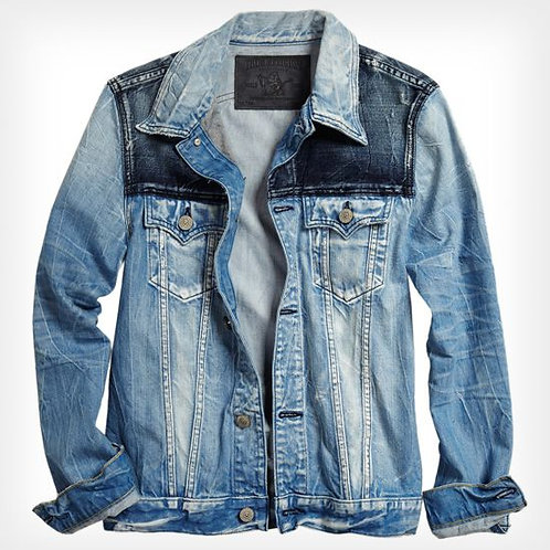 True Religion Trucker Jacket