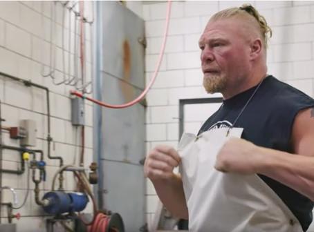 Brock Lesnar v Bearded Butchers