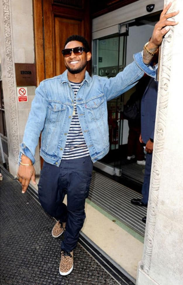 Usher Trucker Jacket