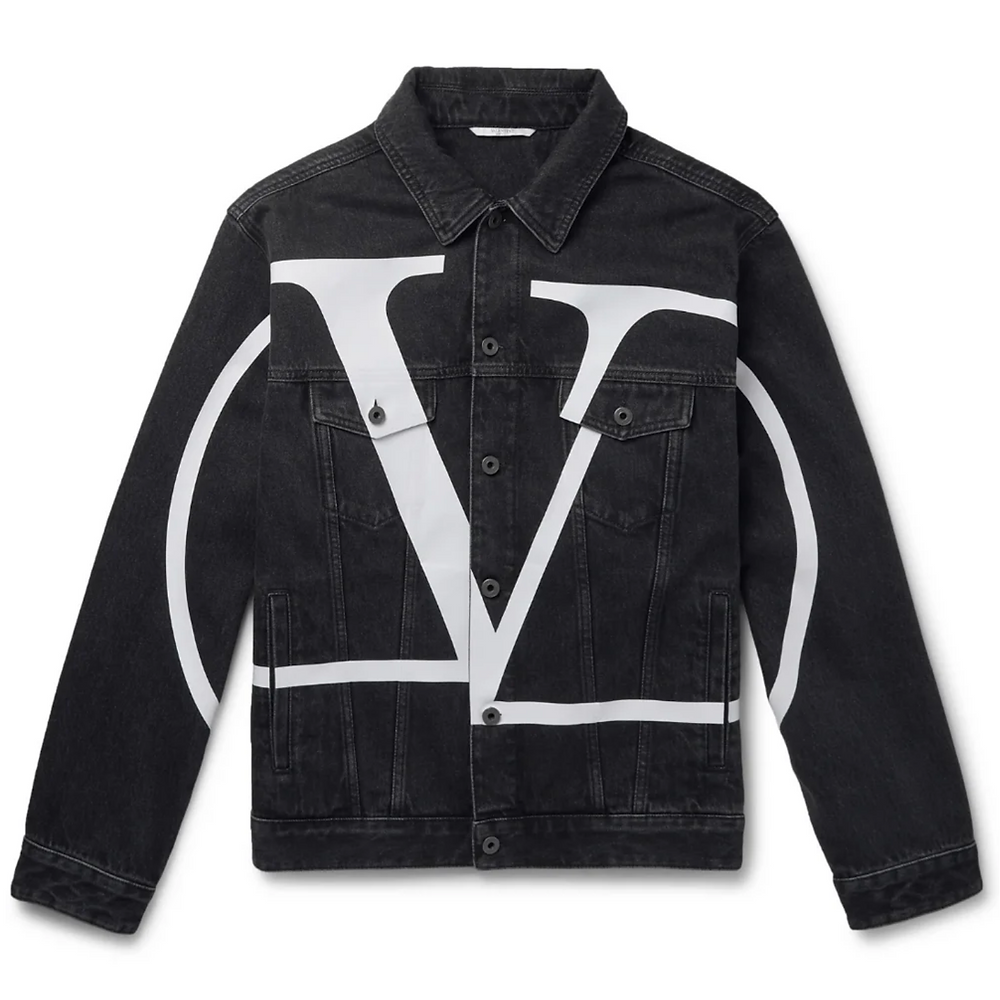 Valentino Trucker Jacket