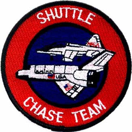 NASA Shuttle Chase Team