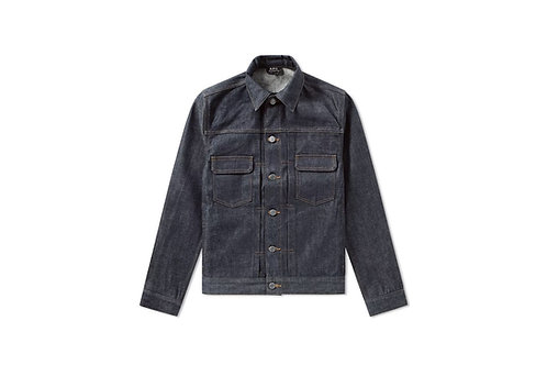 A.P.C Work Trucker Jacket