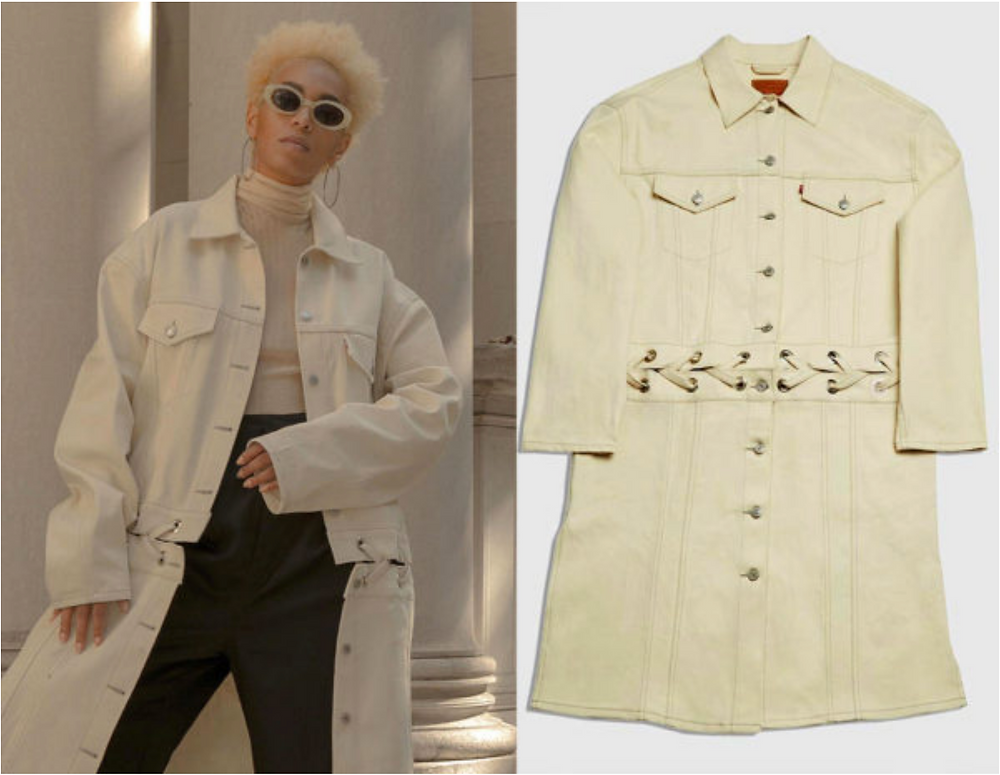 Solange Knowles Trucker Jacket
