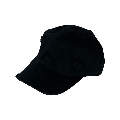 The Ultimate TruckerJacket cap Black