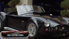 Bill Goldberg's Car Collection