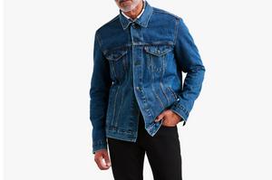 Levi Trucker Jacket
