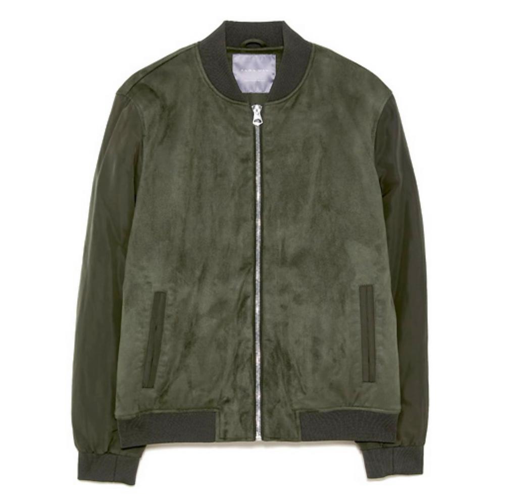 Zara Trucker Jacket