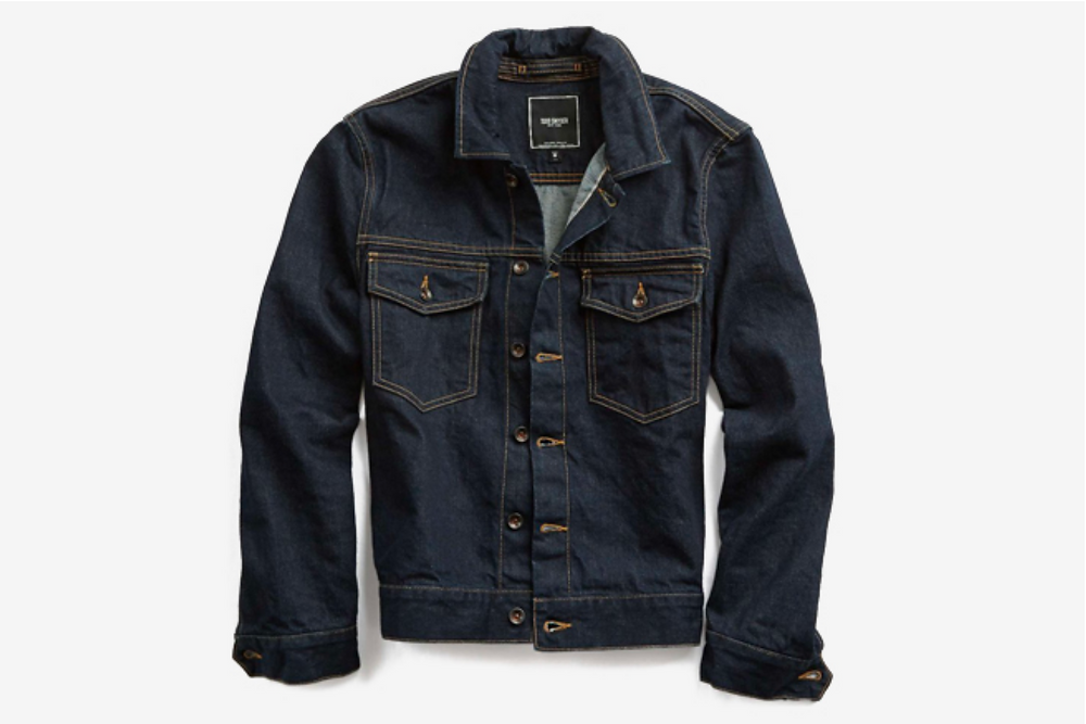 Todd Snyder Trucker Jacket