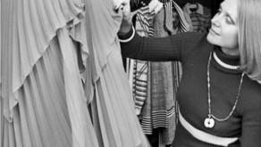 Carla Zampatti passes, Australian fashion designer