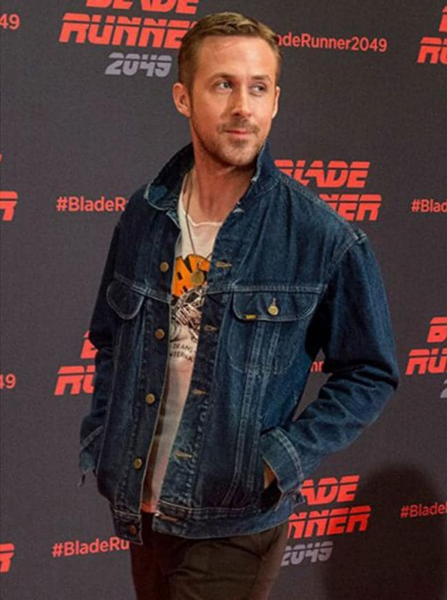 Ryan Gosling Trucker Jacket