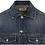 Thumbnail: C.O.F. Studio Washed Indigo Denim Jacket