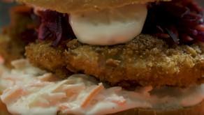 Best Fried Chicken Sandwich in Rome, IT