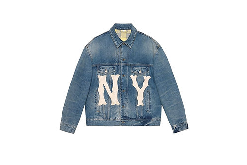 Gucci New York Yankees Trucker Jacket