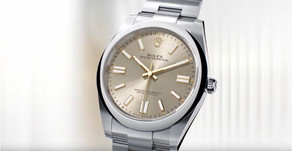 New Oyster Perpetual - Rolex