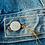 Thumbnail: Acne Studios Vintage Patch 1998 Denim Trucker Jacket
