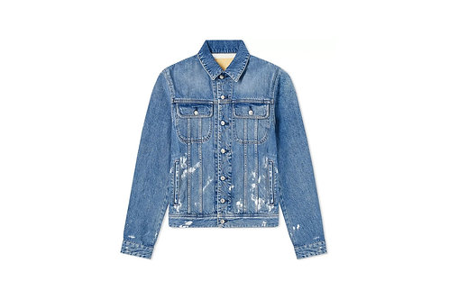 Acne Studio's Paint Vintage Trucker Jacket