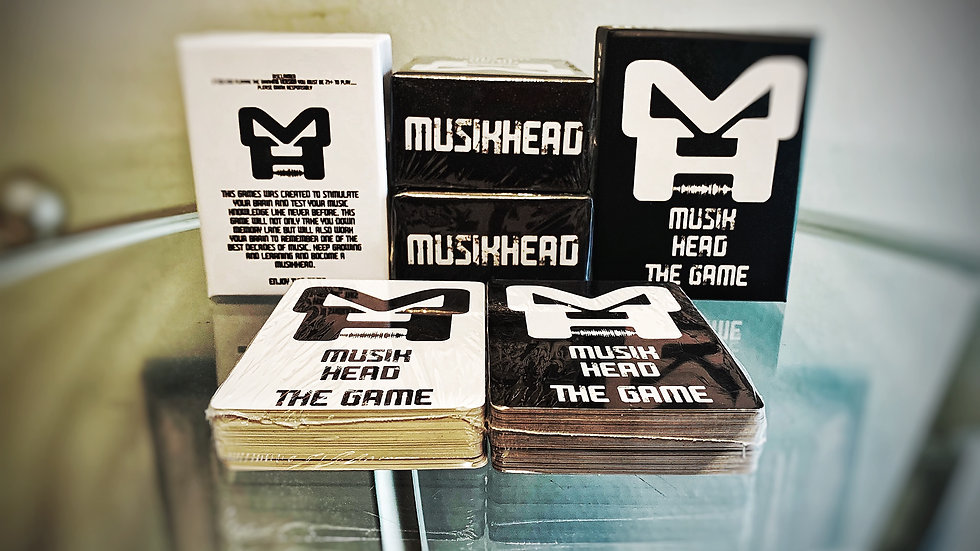 Musikhead The Game