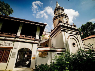 5 Mosques to Explore and Admire (that are not Masjid Sultan)