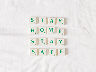 Things To-Do Over Summer Break (Stay At Home Edition)