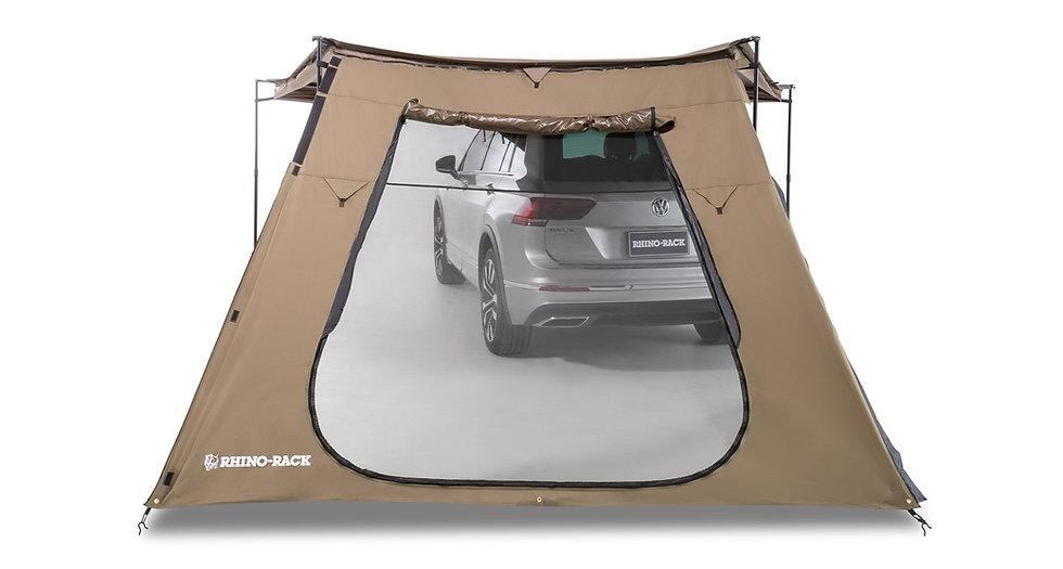 Rhino-Rack® Seitenteil für die Batwing | Sunseeker,  mit Fenster
