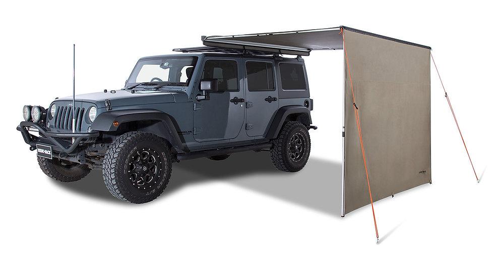 Rhino-Rack® Frontseite für Sunseeker III 2,5 m oder Fox/Batwing