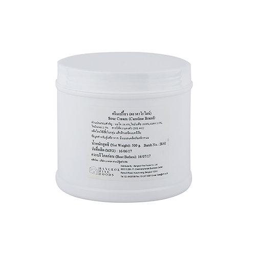 Sour Cream (ครีมเปรี้ยว) 500g