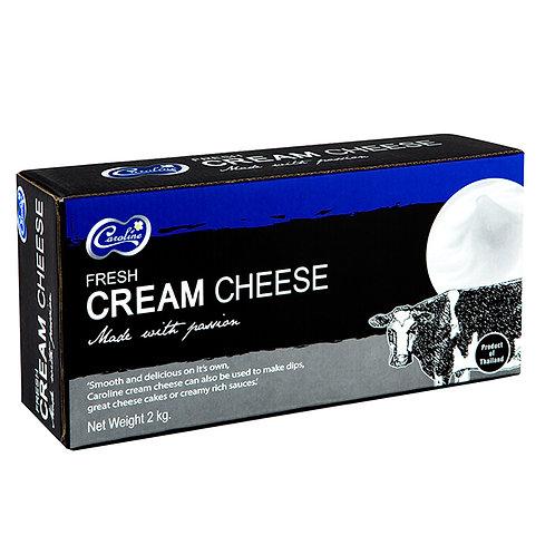 Fresh Cream Cheese (ครีมชีส) 2kg