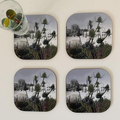 Lakeside coasters x 4