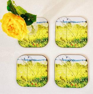 Common Lane coasters x 4