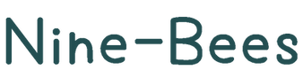 Nine-bees_logo_文字のみGreen.png