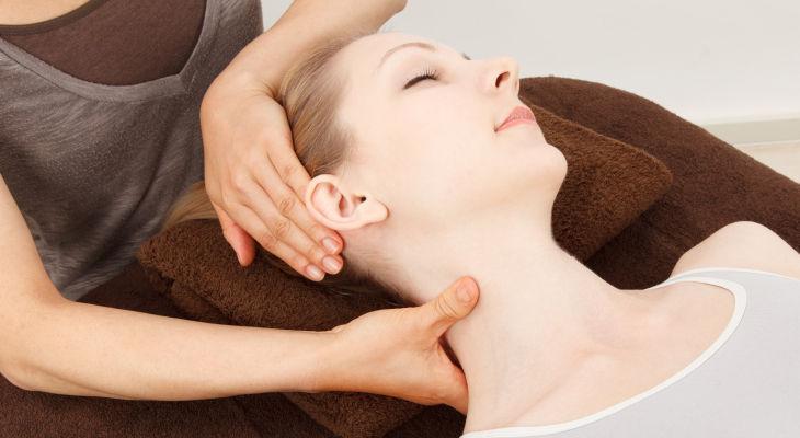 Neck and Shoulder Massage