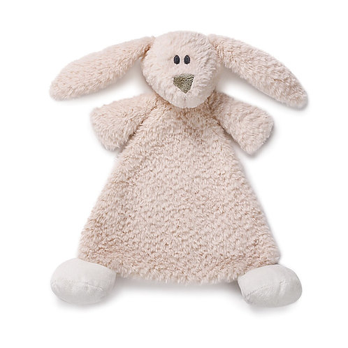 Belina Bunny Rattle Blankie