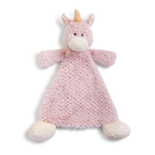Wendy Unicorn Rattle Blankie