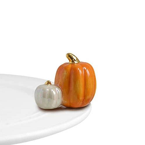 Nora Fleming Pumpkins Mini